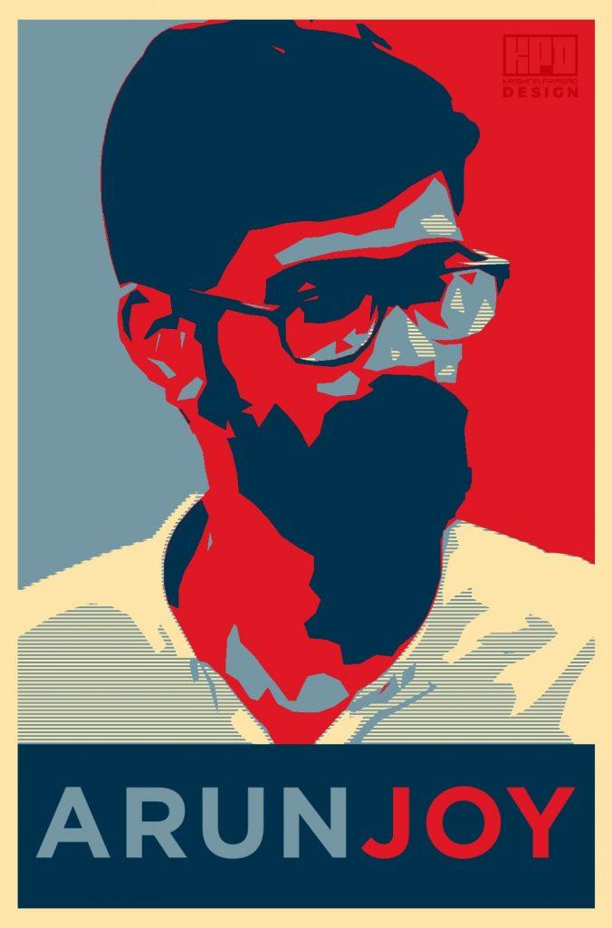 Obama HOPE Poster Design