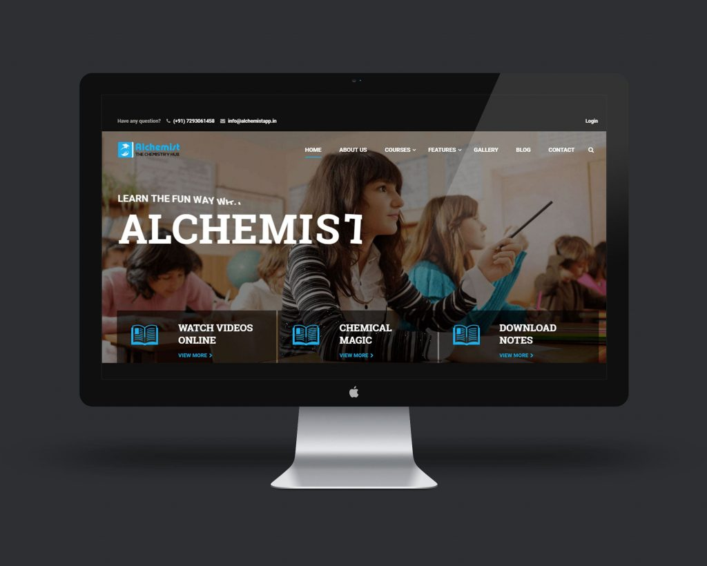 Alchemist App