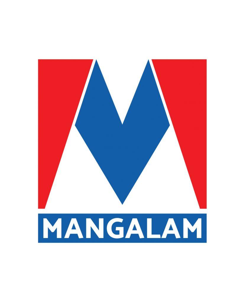 Mangalam TV Logo Concept